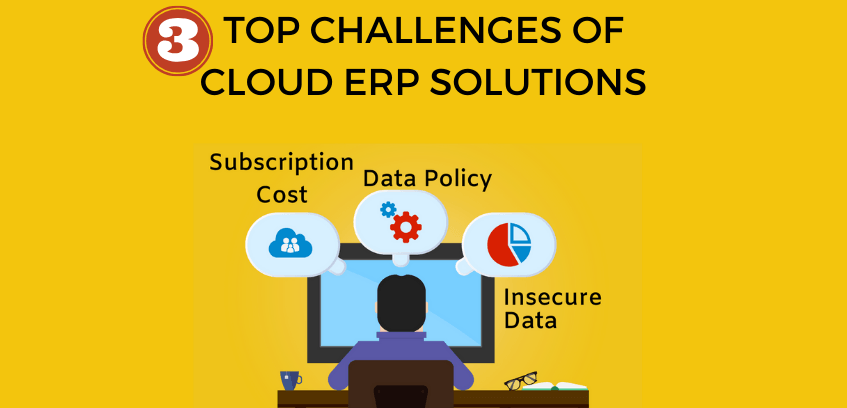Challenges of cloud erp solutions
